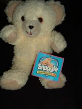 SNUGGLE Bear Vintage 1997 Plush Teddy  Lever Brothers Fabric Softener NWT  NEW