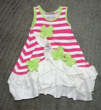 Jelly the Pug Toddler Girls Dress - Size 2T - EUC