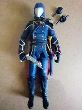 "G.I. Joe Classified Cobra Commander 6"" action figure (very good pre-owned)no box"