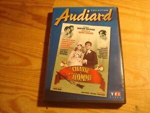 DVD : La chasse a l ' homme ( Brialy - Deneuve  ) Collection Audiard