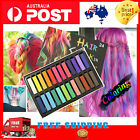 24 Colors Hair Chalk DIY Colouring Temporary Pastel Salon Non-Toxic Painting Dye
