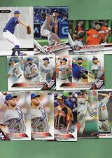 Clayton Kershaw (Los Angeles Dodgers) 20  lot w/Just Minors Rookie Card