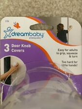 Door Knob Covers (Dreambaby) Set of 3