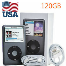 New ListingHot New sealed packaging Apple iPod classic 7th Gen 120Gb black Mp3 Mp4 player