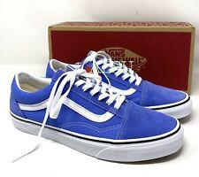VANS Old Skool Ultramarine Blue Suede Men Sneakers VN0A4BV5TGW