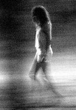 Incorniciato stampa-sporco a grana grossa immagine di un' ombra Ghostly figura (immagine arte gotica