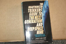The Unauthorized Trekker's Guide to the  Next Generation  and  Deep Space Nine b