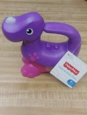 Fisher Price Roar & Glow Dino Pink & Purple 6m+ Infant to Toddler