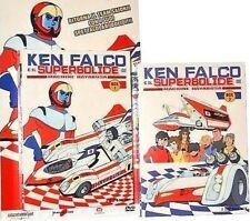 4 Dvd x 2 Box Cofanetto KEN FALCO E IL SUPERBOLIDE MACHINE HAYABUSA completa new