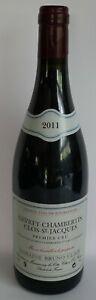 Vin Grand cru Bourgogne - Gevrey Chambertin Premier Cru Clos Saint Jacques 2011