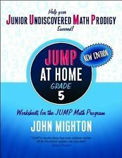 JUMP at Home Grade 5: Worksheets for the JUMP Math Program-ExLibrary