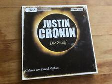 Die Zwölf  [3 MP3 CD] 2013 Justin Cronin