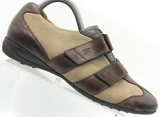 Paul Green Brown Leather Casual Comfort Shoes Women's 5.5 UK / US 8