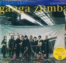 GANGA ZUMBA - HABATAKE ! - Japan CD - NEW J-POP