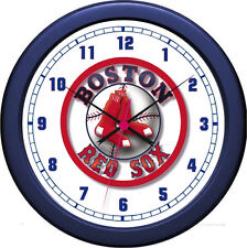 "MLB Boston Red Sox 10"" Wall Clock"