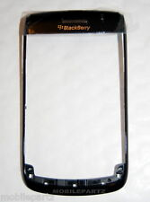 Genuine Blackberry Bold 9700 Silver Chrome Front Fascia Cover + Fitting Tools