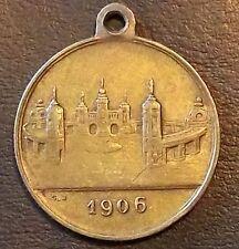 """ITALY - MILANO 1906 """"ESPOSIZIONE INTERNAZIONALE MILANO"""" MARKED: S.J.S. JOHN W28"""