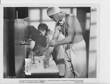 Rock Hudson Barechested Agnes Moorehead VINTAGE Photo