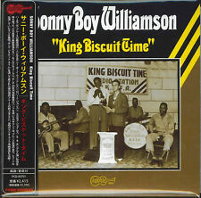 SONNY BOY WILLIAMSON-KING BISCUIT TIME-JAPAN MINI LP CD F04