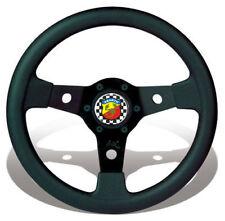 FIAT 500 F/L/R 126 VOLANTE 3 RAZZE NERO SPORTIVO LUISI ABARTH FALCON DIAMETRO 31