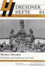 Dresdner Hefte 84. Beiträge zur Kulturgeschichte: Lühr, Hans-Peter u.a.