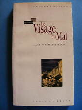 Frank O'Connor Le Visage du Mal Editions Terre de Brume 1999 Irlande nouvelles