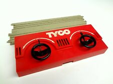 HO Scale Slot Car accessory - TYCO  Steering Wheel Controller w/ Straight Track