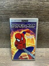 Spider-Man The New Animated Series The Mutant Menace Umd Movie for Sony PSP