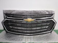 2018 Chevy Traverse Grille Front Chrome With Emblem OEM 84344487