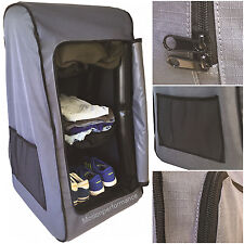AirDrobe Portable Travel Camping Caravan Tent Inflatable Air Clothes Wardrobe