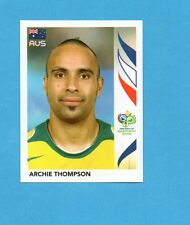 PANINI-GERMANY 2006-Figurina n.429- THOMPSON - AUSTRALIA -NEW BLACK