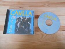 CD Ethno Canela-echate Canela (9) canzone Tom Tom Rec