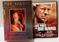 Die Hard The  Ultimate Collection DVD 6 Disc Set Plus 1 Extra  One