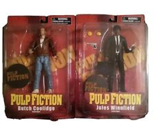 Diamond Select Pulp Fiction Jules and Butch! MIB Set of 2 Figures