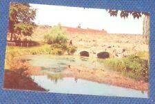 ABBOT'S BRIDGE, BURY ST EDMUNDS