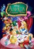Alice in Wonderland/Алиса в Cтране Чудес (DVD, 2010) Russian,English,Italian