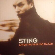 STING • After  The Rain Has Fallen • Vinile 12 Mix • DO IT 16