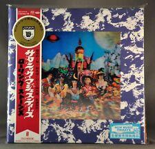 "Rolling STONES Their Satanic 7"" JAPAN 3-D Mini LP SACD Hybrid x2 NEW UIGY-9707~8"