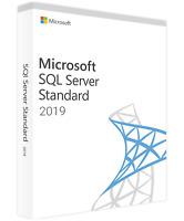 Microsoft SQL Server 2019 Standard Edition - Full 24 Core License,Unlimited CALs