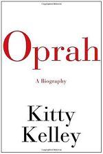 Oprah: A Biography by Kitty Kelley