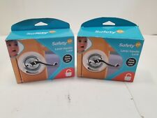 2Pk Safety 1st Lever Handle Lock 48400