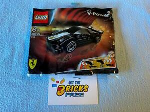 Lego Racers 30195 FXX Polybag New/Sealed/Retired/Hard to Find