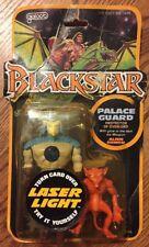 Vintage 1983 Galoob Blackstar Palace Guard Factory Sealed Alien Demon NIP Rare