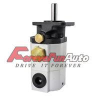 NEW Hydraulic Two 2 Stage Gear Pump 16 GPM Logsplitter Hi Lo Low Log Splitter