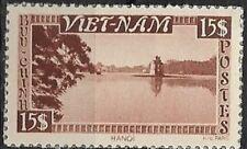 South Vietnam 1951 Hanoi Scott SC#12 Key Value. Very Fine MNH