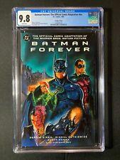 Batman Forever: The Official Comic Adaptation #nn CGC 9.8 (1995) - Prestige