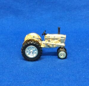 Gold Ford 901 New Holland Powermaster, Ertl Collectibles, 1/16 Scale, M7