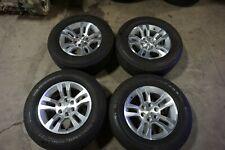 "18"" Chevy Silverado 1500 Factory Oem Wheels Rims Tires Tahoe Suburban 5646"