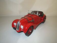 """Road Signature  BMW  328  """"1940""""  (rot) 1:18 ohne Verpackung !"""