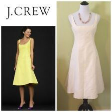 NEW with TAGS! J. CREW WHITNEY SILK FAILLE BRIDESMAID DRESS, Petite 2, Brown